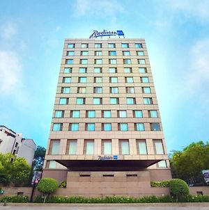 Radisson Blu Hotel Chennai City Centre photos Exterior