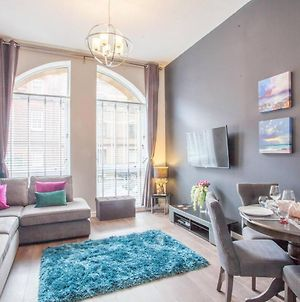 Merchant City: Stunning 2 Bed Apartment - Sleeps 6 photos Exterior