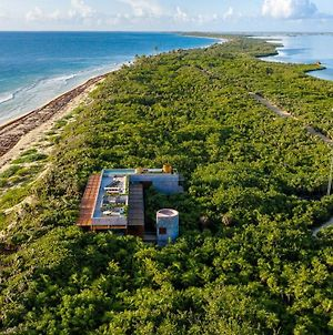 Beachfront Villa In The Middle Of Jungle! photos Exterior