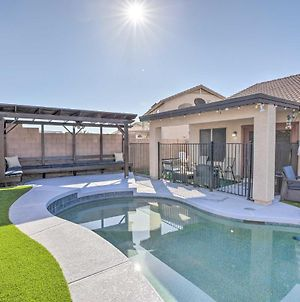 Sunny Home With Pool, Walk Less Than 1 Mi To Goodyear Ballpark photos Exterior