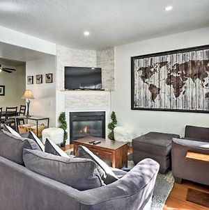 Townhome With Fireplace Less Than 1 Mi To Downtown Breck photos Exterior