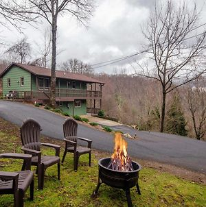 Waynesville Cottage Hot Tub, Bbq And Mtn Views photos Exterior