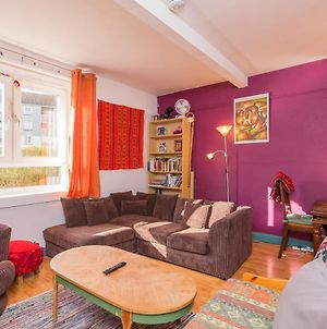 Charming 3 Bed Flat In Edinburgh For 6 People photos Exterior