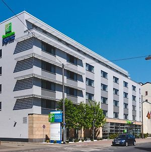 Holiday Inn Express Frankfurt Messe photos Exterior