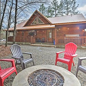 Updated Pet-Friendly Cabin, 5Mi To Broken Bow Lake photos Exterior