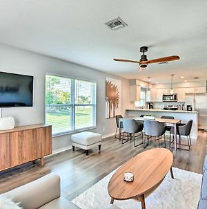 Stylish Getaway With Patio Less Than 2 Miles To Beach! photos Exterior
