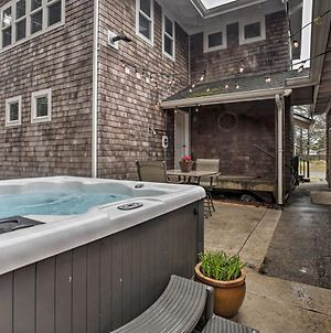 Rockaway Beach Home With Hot Tub 4 Blocks To Beach! photos Exterior
