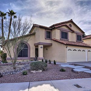 Chic Vegas Home With Pool & Spa, 7 Mi To Casinos photos Exterior