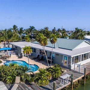 The Key Lime House 4Bed/3Bath With Pool & Dockage photos Exterior