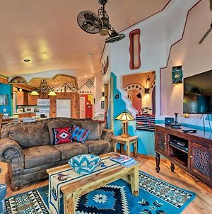 House On 1 5 Acres - 30 Mins To Taos Ski Valley! photos Exterior