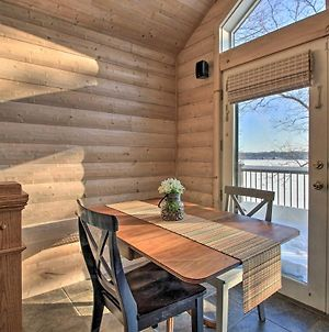 Brainerd Cabin On Camp Lake With Boat Slip & Dock! photos Exterior