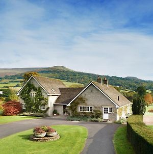 7 Bed Lodge With Mountain Views, Glanusk Estate photos Exterior