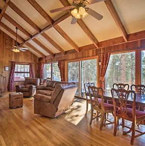 Cozy Home With Hot Tub And Views, Near Pikes Peak! photos Exterior