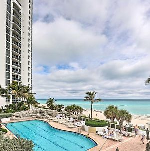 Sunny Isles Beach High Rise With Beach Access! photos Exterior