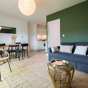 L'Oasis Urbain, Location T4 Cosy, 6/8 Pers, Gare Sncf A 2 Pas, + Parking Prive photos Exterior