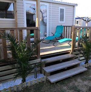 Location Mobil Home Tout Confort Climatise 6 Pers Narbonne-Plage photos Exterior