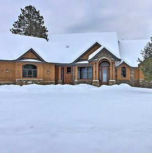 Lakefront Giants Ridge Retreat Near Ski And Golf! photos Exterior
