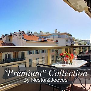 Nestor&Jeeves - La Nissarde Terrasse - Central - Sea Glimpse - Very Close Sea photos Exterior