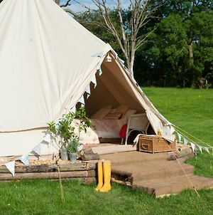 The Owl & The Pussycat Bell Tent - Family Zone photos Exterior