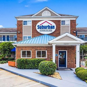 Suburban Extended Stay Hotel Biloxi North Area photos Exterior