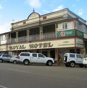 Royal Hotel Herberton photos Exterior