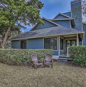 Myrtle Beach Retreat With Porch & Ocean Access! photos Exterior