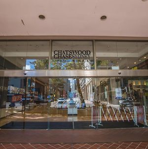 Chic & Comfy! 1 Bed Home @Silkari Suite Chdatswood photos Exterior