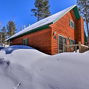 Black Hills Cabin Less Than 2 Miles To Terry Peak Mountain photos Exterior