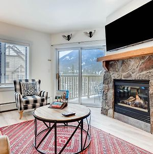 Modern 1Br In Keystone- Walk To Slopes & Kids Ski Free! Condo photos Exterior