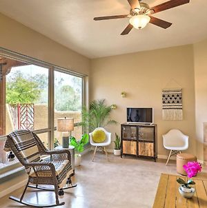 Tucson Townhome With Patio Less Than 12 Mi To Downtown! photos Exterior