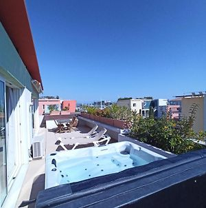Rooftop Appartement Saint Roch Avec Jacuzzi photos Exterior