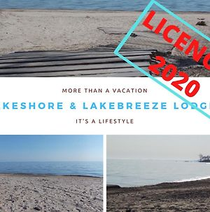 Lakeshore And Lakebreeze Lodges photos Exterior
