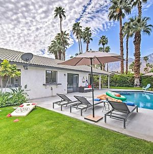 Modern Oasis About 3 Mi To Downtown Palm Springs! photos Exterior