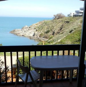 Appartement Vue Mer Port Vendres Collioure Direct Crique Wifi photos Exterior