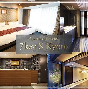 Apartment Hotel 7Key S Kyoto photos Exterior