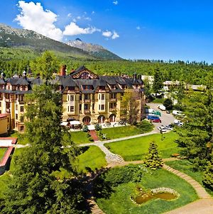 Grand Hotel Stary Smokovec photos Exterior