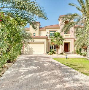 Keysplease Beautiful Large 4 B/R Villa W/Pool Jumeirah Island photos Exterior