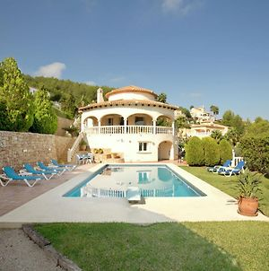 Villa With Private Swimming Pool Fantastic Views Of The Golf Complex Of Denia photos Exterior