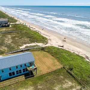 Octopus'S Garden - Beachfront & Center! Screened Porches, Ocean Views! photos Exterior