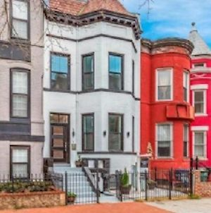 Elegant Washington Dc 3 Bedroom Victorian Row House 6 Guests photos Exterior