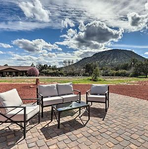 Red Rock Country Home With Patio & Mountain Views! photos Exterior