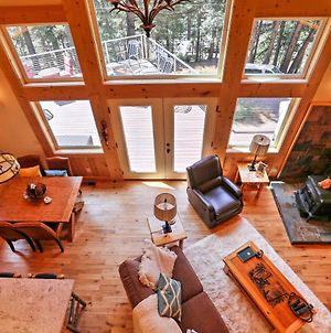 Rustic Retreat With Deck Steps From Lake Almanor! photos Exterior
