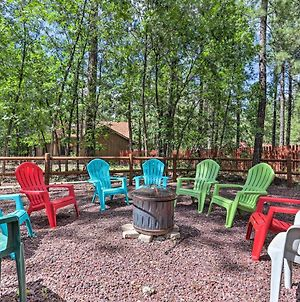 Central Pinetop Getaway - Golf, Hike & Ski Nearby! photos Exterior