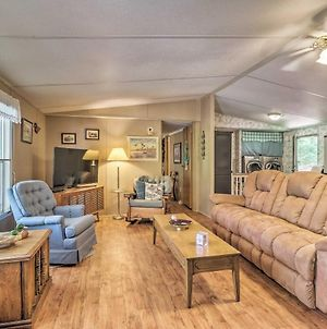 Pet-Friendly House With Dock On Lake Sinclair! photos Exterior