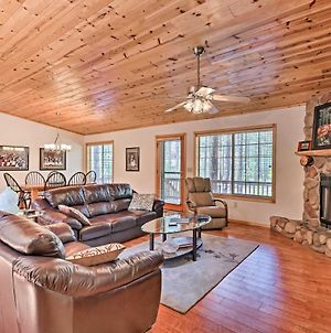 Spacious Home With Grill And Porch 1Mi To Pinetop Golf! photos Exterior