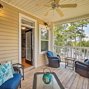 Lake Sinclair Waterfront Condo With Boat Dock! photos Exterior