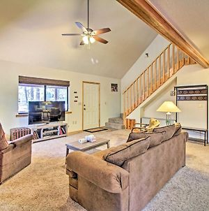 Pinetop Country Club Home With 2 Decks And Private Yard photos Exterior