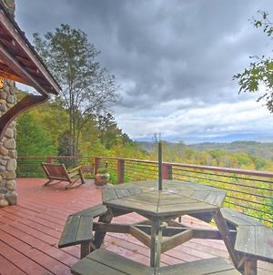 Secluded Nantahala Forest Refuge With Mountain Views photos Exterior