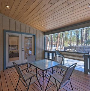 Forest Retreat With Pinetop Lakes Country Club Access photos Exterior