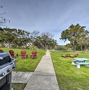 Mid-Century Lake Whitney Home With Private Dock And Yard! photos Exterior